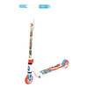 MADD GEAR Extreme Marvel - Trottinette Enfant - Captain America blanc/Multicolore